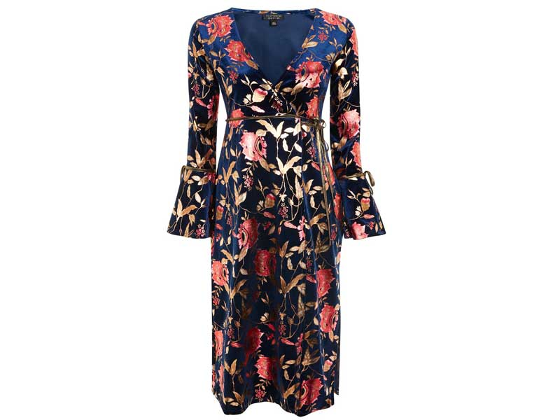 Floral dress by Topshop available at City Centres
