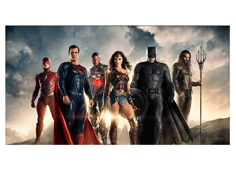 Justice League is set to be a superhero film of epic proportions