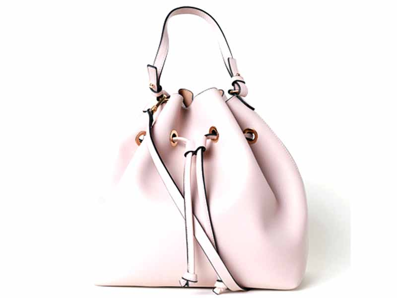 Pink bag, H&M, available at Mall of the Emirates and City Centres